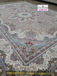 فرش طرح بردیا بژ