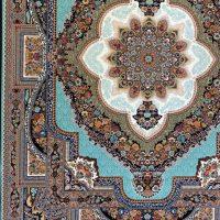 فرش طرح یکتا 1000 شانه کاشان